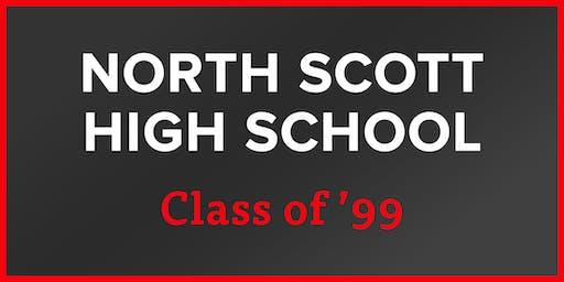 North Scott High School Class of 1999, 20-Year Reunion