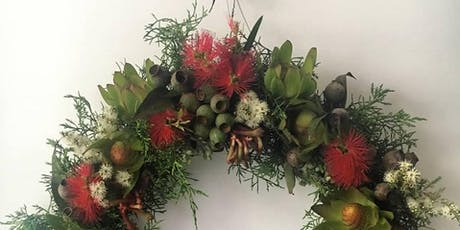 Christmas Wreath Workshop & Lunch with Silvertree Botanics tickets