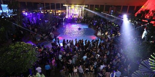 Sensamotion | Sunday Night Swim at The Pool After Dark
