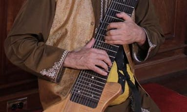 Hindustani Ragas on Touchstyle Veena with Teed Rockwell tickets
