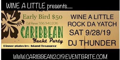 Welcome to the Caribbean-YATCH PARTY!