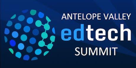 AV EdTech Summit 2019 tickets