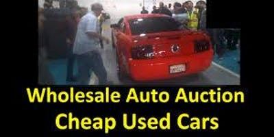 BECOME A AUTO DEALER REP WITH NO LOT NEEDED