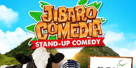 Jibaro Comedia - Stand Up tickets