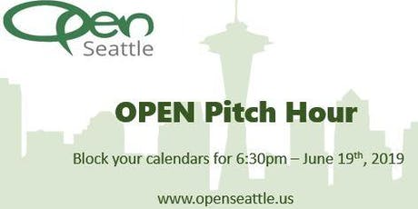 OPEN Pitch Hour Tickets