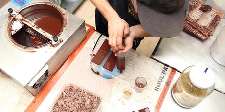 Bean to Bar Chocolate Making Workshop tickets