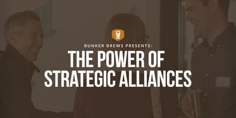 Bunker Brews MPLS: The Power of Strategic Alliances tickets