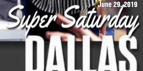 Super Saturday Dallas tickets