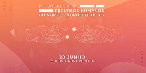 1º Congresso de Recursos Humanos do Norte e Noroeste do ES