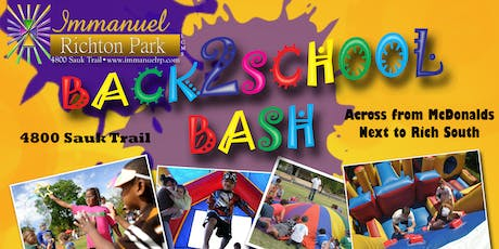 Back2School Bash 2019 tickets