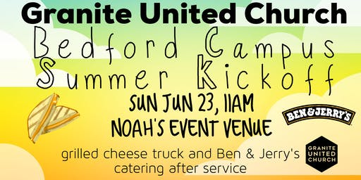 Bedford Campus SUMMER KICKOFF