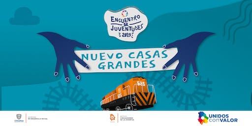 ENCUENTRO DE JUVENTUDES 2019 NUEVO CASAS GRANDES
