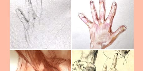 'The Art of Drawing The Hand' with artist Sophie Newnham tickets