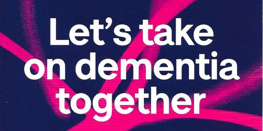 Bring a friend to become a friend! Alzheimer's Society