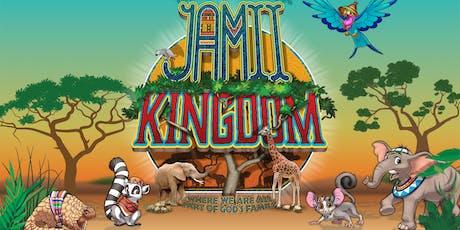 Jamii Kingdom - Kids Holiday Club tickets