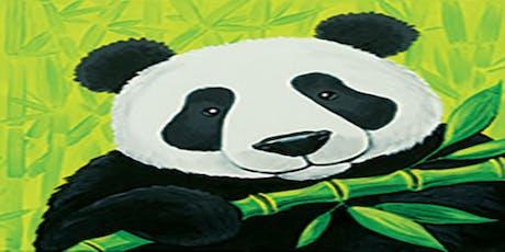 FAMILY PAINT - Panda Bear tickets