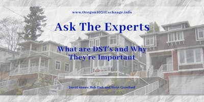 1031Exchange? DST's? Does this make sense for you?  Come ask the experts!