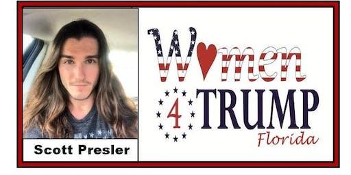 Republican Activism Training with Scott Presler