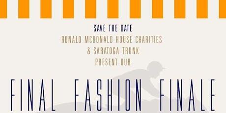 Saratoga Fashion Show: Final Fashion Finale tickets