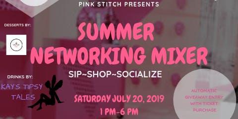 Summer Mixer Networking Event