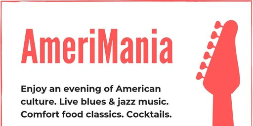 AmeriMania - Live Jazz & Blues Music with Jon Walsh