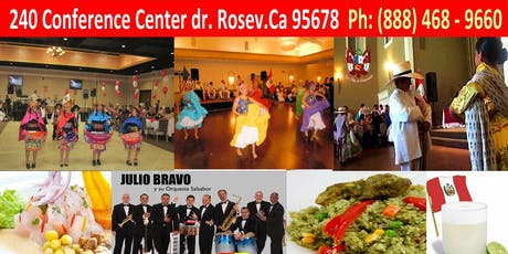 Peruvian Independence Day tickets