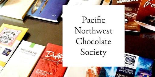 Pacific Northwest Chocolate Society - indi Chocolate Meetup