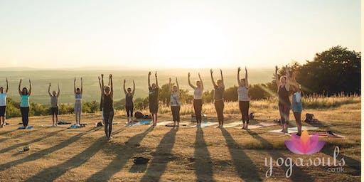 Yoga Chi Social Sundowner - Clent Hills