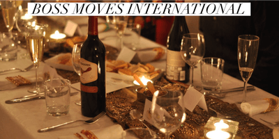 Boss Moves International Networking Mixer- We Are Stronger Together July 2019