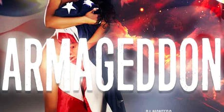 Armageddon: The Independence Day Celebration tickets