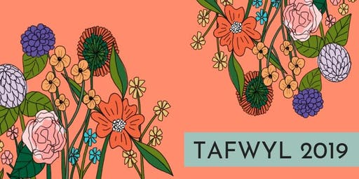 Tafwyl 2019 FRIDAY (First aid cover)