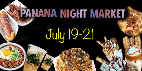 July Panana Night Market tickets