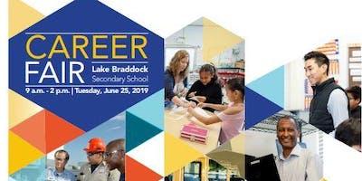 Fairfax County Public Schools Career Fair