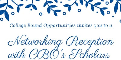 Networking Reception with CBO's Scholars