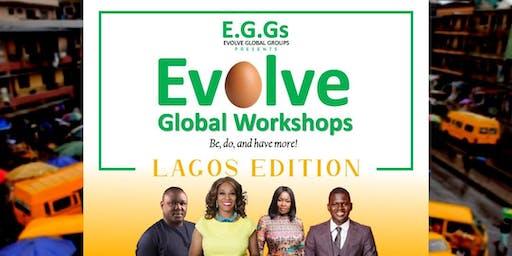 Evolve Global Workshops - Lagos 1