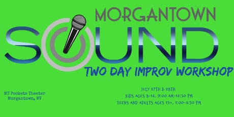 Improvisation Two-Day Intensive Workshop tickets