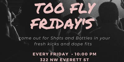 Too Fly Friday's