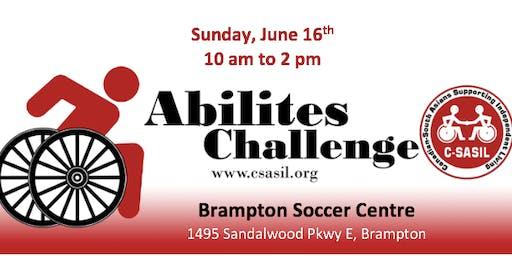 C-SASIL's 9th Annual Abilities Challenge