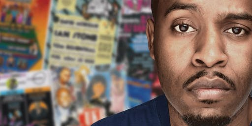 SAMM's Stand up Comedy with Headliner Dane Baptiste