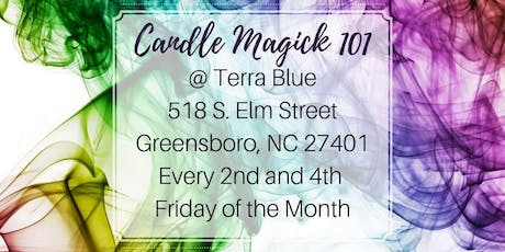 Candle Magick 101 tickets