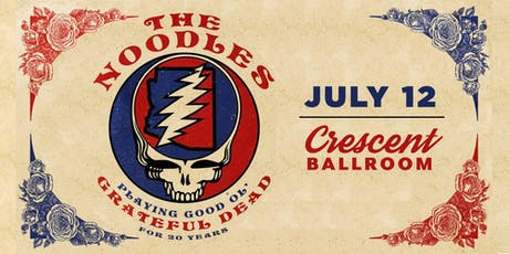 The Music of the GRATEFUL DEAD by THE NOODLES tickets