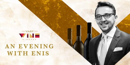 Wine Dinner: An Evening with Enis