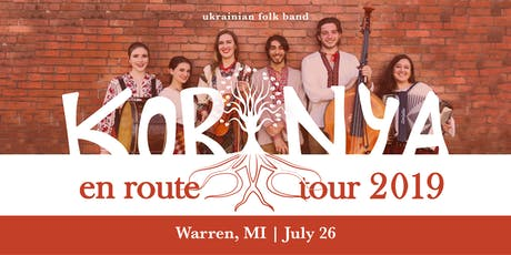 En Route Tour: Detroit Zabava tickets