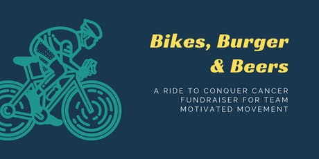 RTCC - Team Motivated Movement Burgers & Beer Fundraising Night tickets