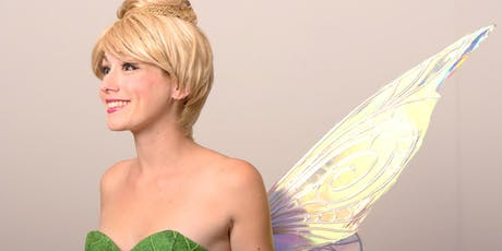 Royal Tea with TinkerBell tickets
