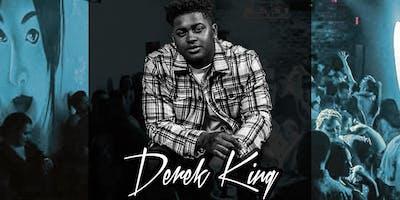Derek King at Enso