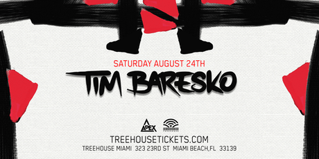 Tim Baresko @ Treehouse Miami tickets