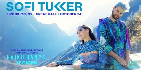 SOFI TUKKER - R.I.P. Shame World Tour tickets