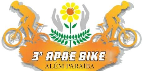 3ª APAE Bike  ingressos
