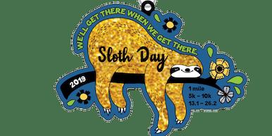 2019 Sloth Day 1 Mile, 5K, 10K, 13.1, 26.2 - Tampa